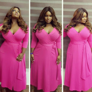OAP Toolz Flaunts Her Lovely Curves In New Photos