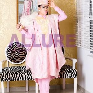 Toyin Lawani Covers Vanguard Allure's Fashion Edition | Photos