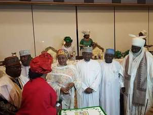 PHOTOS: Aisha Buhari Attends 25th Anniversary Celebration Of Zumunta In The US