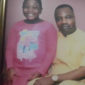 Read Gbenga Aruleba Touching Tribute To His Late Daughter