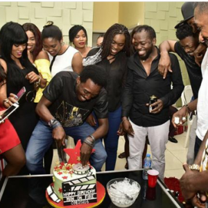 Photos From Bovi's Surprise Birthday Party