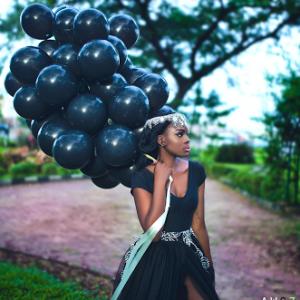 Checkout Beverly Osu's Stunning Birthday Photos