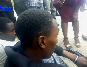 Video: Two Arrested In Anambra State Over Armed Robbery And Rape