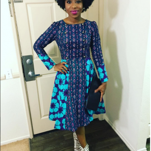 Dakore Akande Steps Out In Style