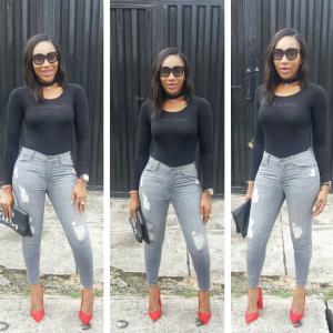 Ebube Nwagbo Flaunts Killer Curves