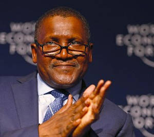 Billionaire Nigerian Businessman Aliko Dangote Plans To Buy Arsenal F.C. In 4 years