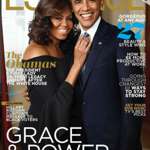 Barack And Michelle Obama Cover ESSENCE Magazine's October Issue | Photos
