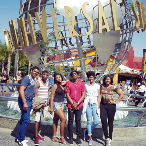 Adorable New Photo Of Omotola Jalade And Family