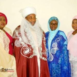 Photos: Bauchi State First Family Celebrate Eid-el-Kabir In Style