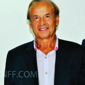 """""""I Never Rejected Any Apartment"""" – Super Eagles Coach, Gernot Rohr"""