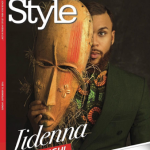 Jidenna Covers ThisDay Style Magazine Says He Can't Any Woman Who Can't Cook Jollof Rice