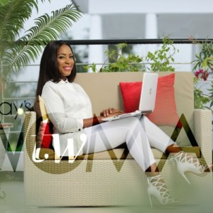 Celebrity Blogger, Linda Ikeji Covers TW Magazine September Issues | Photos
