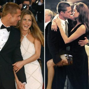 Brad Pitt's Ex-wife, Jennifer Aniston Reacts To His Split From Angelina Jolie