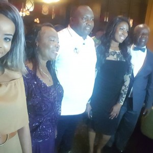 Photos: Billionaire Ifeanyi Ubah Attends Linda Ikeji's 36th Birthday Party
