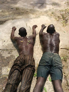 Boko Haram Fighters Caught, Including A Boy Who Killed 32 People During Attack (Pics)
