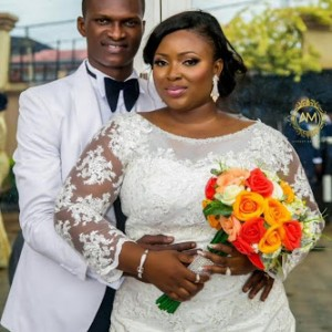 Photos: After 12 Years Of Dating, Couple Finally Tie The Knot