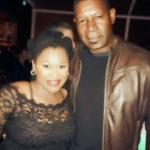 Photos: Uche Jombo, Omoni Oboli and Ufuoma McDermott Meet Hollywood Actor Dennis Haysbert