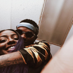 Wizkid And Girlfriend Justine Skye Loved Up In New Photo