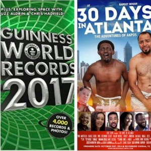 AY Makun's 30 Days In Atlanta Makes Guinness World Record