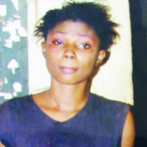 Female Suspect Strips Naked In Cell,Dances From Morning To Night (Photo)