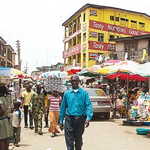 Woman Abducts Two Siblings In Lagos Market