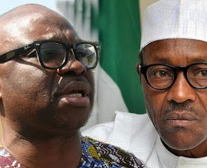 President Buhari Is Nigeria's Major Problem – Fayose
