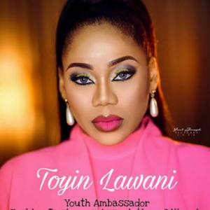 Toyin Lawani Announced As The National Youth Ambassador of FADAN
