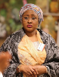 Photos: Aisha Buhari At The African Women's Forum In Crans Montana