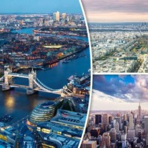 London beats Paris and New York to be named 'the best city in the world'