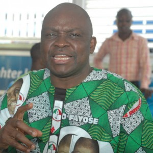 Save Nigerians from hunger,I'm busy here in Ekiti – Fayose