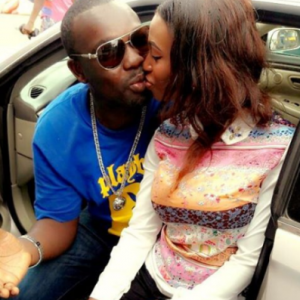 Actor Yomi Fabiyi Shares Photo Of Himself Kissing a Female 'Fan'
