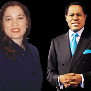 Pastor Chris Oyakhilome's Ex-Wife, Anita Remarries ! [See Proof ]