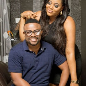 Photos: Actor Ime Bishop And Wife Celebrate 3rd Wedding Anniversary