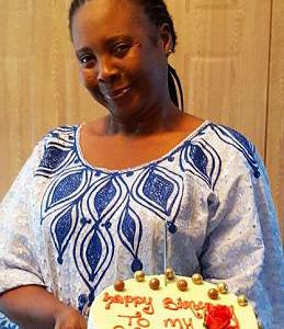 Basketmouth Celebrates His Late Mother's 60th Posthumous Birthday (Photos)