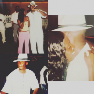 Annie Idibia Shares Throwback Photos Of 2face Singing To Her On Her 21st Birthday