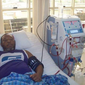 Desmond Elliot Calls For Assistance For Ailing Nollywood Actor, Prince James Uche