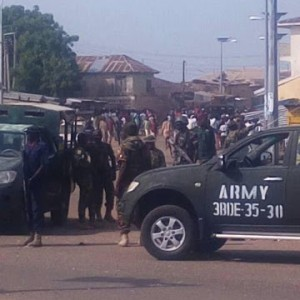 Photos: 17 Injured As Angry Youths Attack Shi'ite Group In Kano State