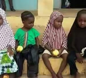 Nigerian Govt detains little children without bail over religious differences by Dr. Peregrino Brimah
