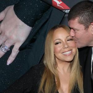 James Parker 'Dumps' Mariah Carey