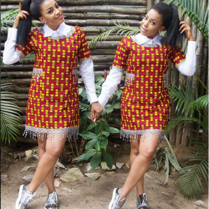 Nollywood Twins Tracy & Treasure Danielz Celebrate Birthday With Stunning Photos