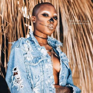 Charly Boy's Daughter Shares New Halloween Themed Photos