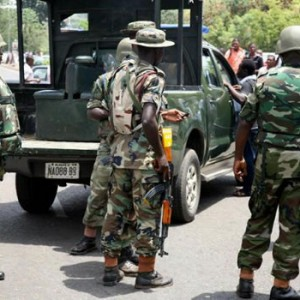 Tension As Military Allegedly Storm Delta Communities In Search For Militants