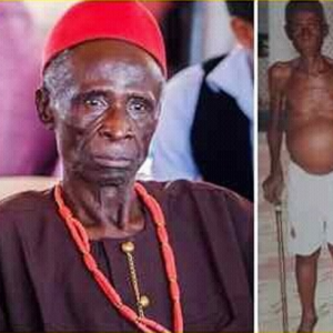 Veteran Nollywood Actor Elder Maya Dies After Long Battle With Liver Disease