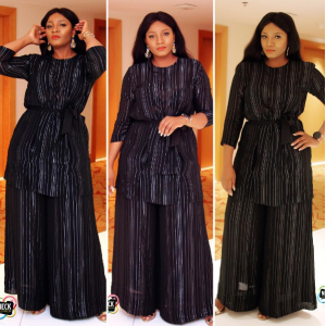Omotola Jalade Sizzles In New Photos
