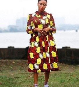 Chimamanda Adichie , New Face Of Boots No7's Make-up