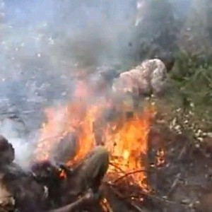Two Women Allegedly Burnt To Death In Makurdi For Practicing Lesbianism | GRAPHIC Photos