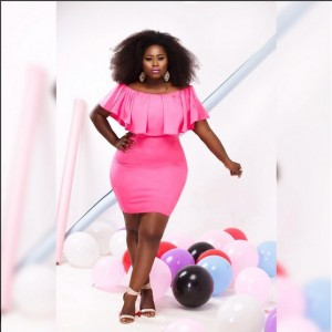 Actress, Lydia Forson Flaunts Sexy Curves In Birthday Photos