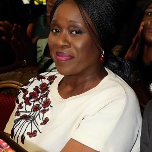 Joke Silva Shares Photos From Tony Elumelu Foundation Event