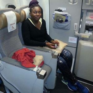 Photos: Checkout Beautiful Daughter Of Nollywood Actor Ejike Asiegbu