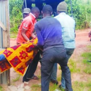 Tricycle operator killed, dumped in uncompleted building (Photo)